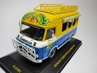 Renault Goeletta Taxi Dakar 1975  ixo  CLC081  4895102309092  1/43 1