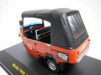 Bajaj Taxi Jakarta 1990  ixo  CLC087  4895102306312  1/43 2