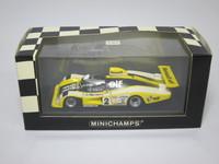 Renault Alpine A442B Winner Le Mans 1978  MINICHAMPS  430781102  4012138036895   1/43 3