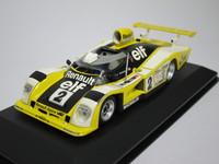 Renault Alpine A442B Winner Le Mans 1978  MINICHAMPS  430781102  4012138036895   1/43 1