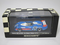 Matra MS 670 B Le Mans 1973 #12  MINICHAMPS  430731112  4012138033962  1/43 3