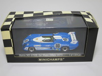Matra MS 670 B Le Mans 1973 #10  MINICHAMPS  430731110  4012138033955  1/43 3
