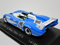 Matra MS 670 B Le Mans 1973 #10  MINICHAMPS  430731110  4012138033955  1/43 2