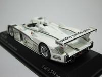 Audi R8 Le Mans 24hrs. 2002  MINICHAMPS  400021205  4012138045798  1/43 2