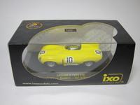 Jaguar D-type #10 3rd  ixo  LMC037  4895102302819  1/43 3
