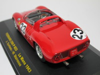 Ferrari 250P #23 Le Mans 1963  ixo  LMC071  4895102307302  1/43 1