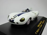 Jaguar Type-D #9 Cunningham LM 55  ixo  LMC029  4895102302611  1/43 1