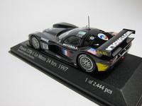 Panoz GTR-1 Team DANS 24h Le Mans 1997  ACTION  AC4978952  4012138033993  1/43 2