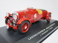 Lagonda Rapide #4 Le Mans 1935  ixo  LM1935  4895102306305  1/43 1