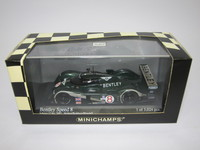Bentley Speed 8 Sebring 12 hrs. 2003  MINICHAMPS  400031398  4012138050068  1/43 3