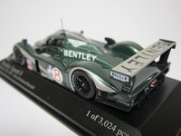 Bentley Speed 8 Sebring 12 hrs. 2003  MINICHAMPS  400031398  4012138050068  1/43 2