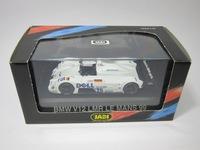 BMW V12 LMR LE MANS 99  JADI  JM-80012  4526175430924  1/43 3