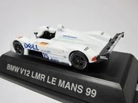 BMW V12 LMR LE MANS 99  JADI  JM-80012  4526175430924  1/43 2