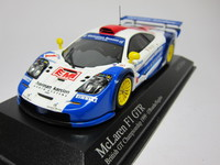 McLaren F1 GTR British GTC 99  MINICHAMPS  530194301  4012138047112  1/43 1