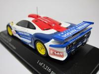 McLaren F1 GTR British GTC 99  MINICHAMPS  530194301  4012138047112  1/43 2