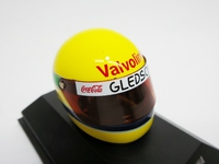 HELMET COLLECTION AYRTON SENNA  MINICHAMPS  540381913  4012138024601  1/8 2