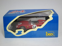 Ferrari 250 Testa Rossa #14 Winner  ixo  LM1958  4895102305445  1/43 3