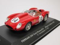 Ferrari 250 Testa Rossa #14 Winner  ixo  LM1958  4895102305445  1/43 1