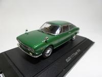 ISUZU 117 Coupe  EBBRO  620  4526175436209  1/43 1