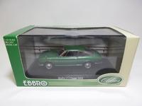 ISUZU 117 Coupe  EBBRO  620  4526175436209  1/43 3