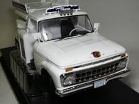 1965 FORD F-100 Good Humor ICE CREAM  SunStar  1288  657440012881  1/18 4