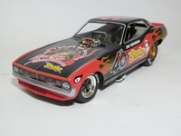 the Snake DON PRUDHOMME  1320 Inc.  TT9201  1/24 1