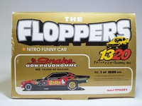 the Snake DON PRUDHOMME  1320 Inc.  TT9201  1/24 5