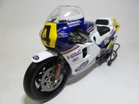 HONDA NSR500 F.Spencer GP 1985  MINICHAMPS  122850004  4012138060722  1/12 1