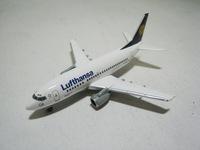 Lufthansa Boieng 737-500  herpa  505482  4013150505482  1/500 1