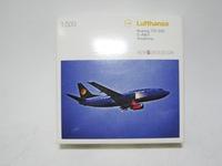 Lufthansa Boieng 737-500  herpa  505482  4013150505482  1/500 3