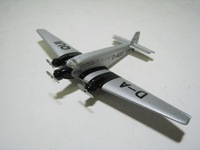 Lufthansa Junkers Ju52/3m  SCHABAK  3551453  4007864314546  1/250 1