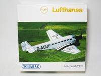 Lufthansa Junkers Ju52/3m  SCHABAK  3551453  4007864314546  1/250 3