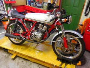 鎌倉 バイク 修理 ホンダ CB50V CB50V ドリーム50 ミッション交換 作業例