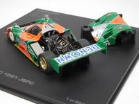 MAZDA 787B(#202) 1991 JSPC  hpi-racing  8039  4944258080390  1/43_3