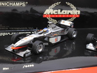 McLaren Mercedes MP4/13 /14  MINICHAMPS  402989901  4012138032972   1/43_2