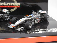 McLaren Mercedes MP4/13 /14  MINICHAMPS  402989901  4012138032972   1/43_3