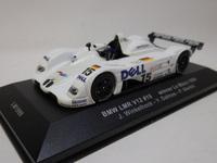BMW LMR V12 #15 Winner Le Mans 1999  ixo  LM1999  4895102304738  1/43_1