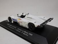 BMW LMR V12 #15 Winner Le Mans 1999  ixo  LM1999  4895102304738  1/43_2